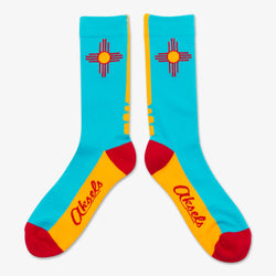 New Mexico Aqua Sock