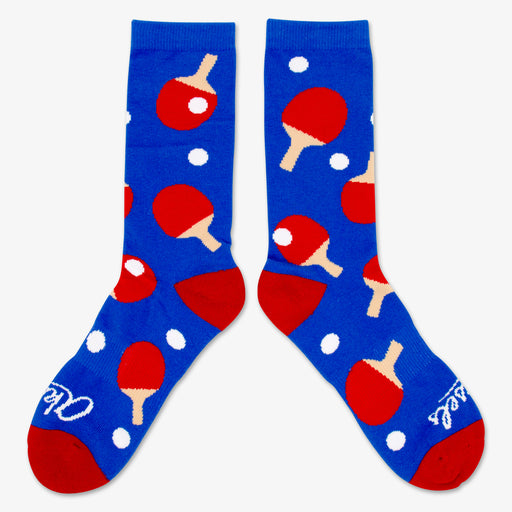 Aksels All Over Print Ping Pong Socks