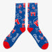 Aksels Democrat Donkey All Over Print Socks
