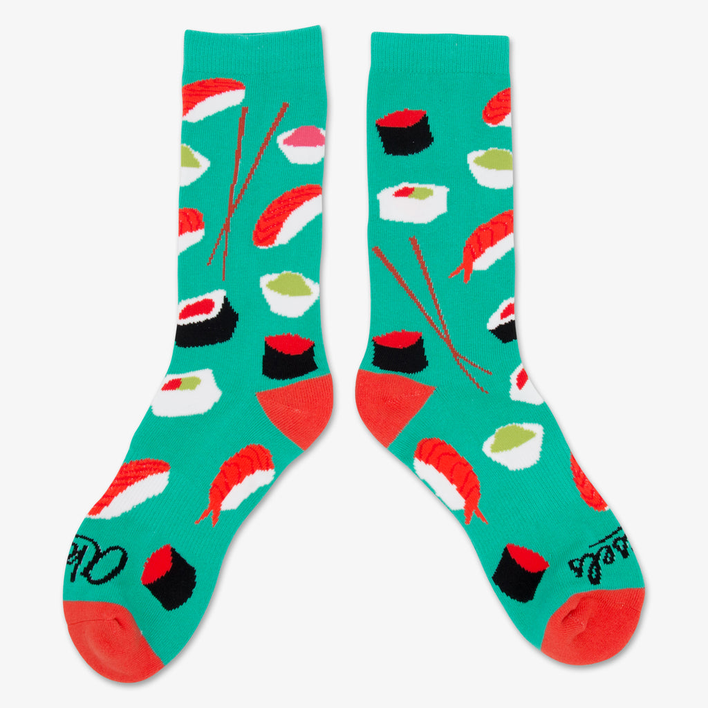 Aksels All Over Print Sushi Socks