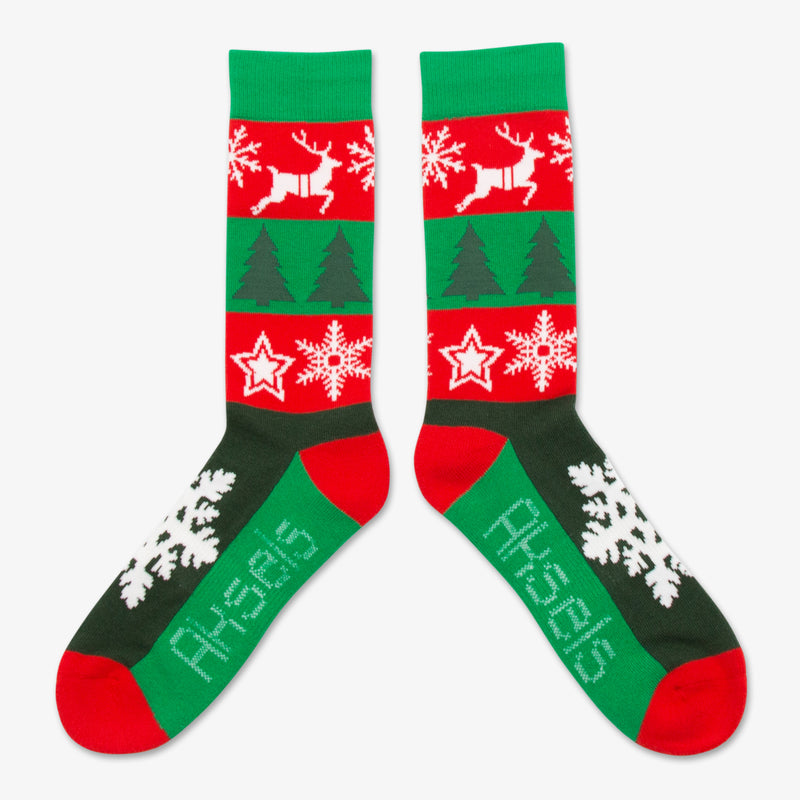 Aksels Ugly Sweater Socks