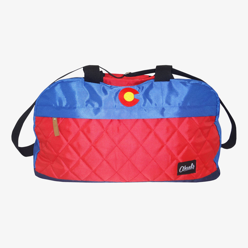 Aksels Colorado Flag Duffel