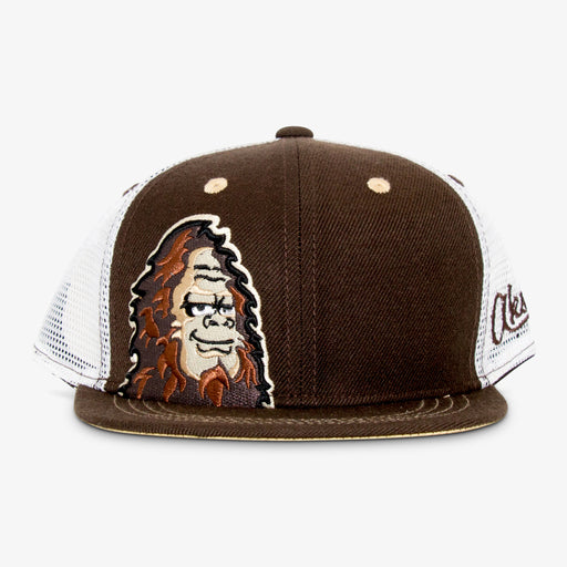 Aksels Youth Bigfoot Trucker Hat