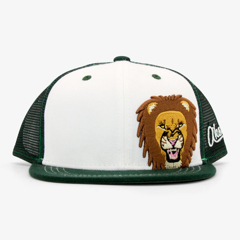 Aksels Youth Lion Trucker Hat