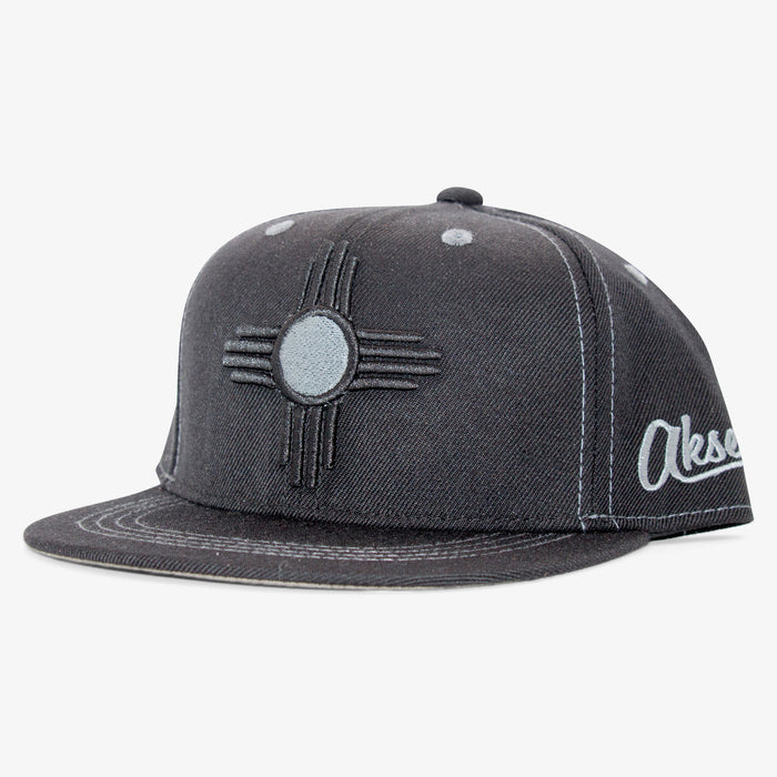 Aksels Youth New Mexico Zia Snapback Hat