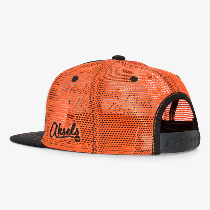 Aksels Youth Tiger Trucker Hat