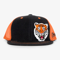 Kids Tiger Trucker Hat