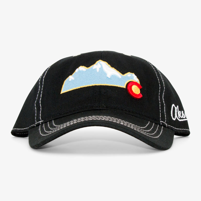 Aksels Colorado Mountain Dad Hat