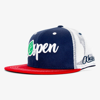 Aspen Leaf Trucker Hat