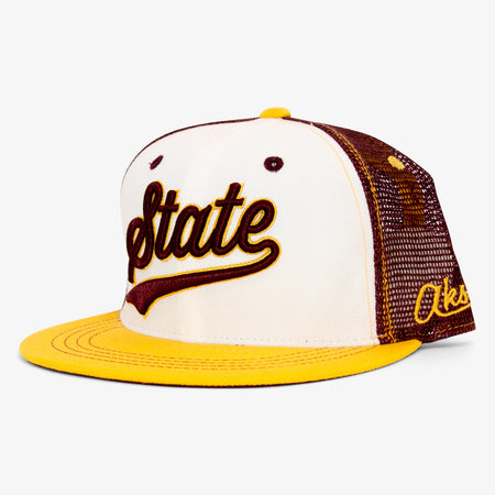 Aksels Arizona State Trucker Hat