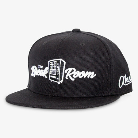 Aksels Official Break Room Snapback