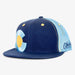 Aksels Colorado Big C Trucker Hat - Aqua