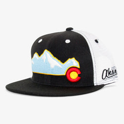 CO Mountain Black Hat