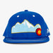 Aksels Colorado Mountain Ripstop Snapback Hat