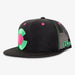 Aksels Colorado Big C Trucker Hat - Neon/Black