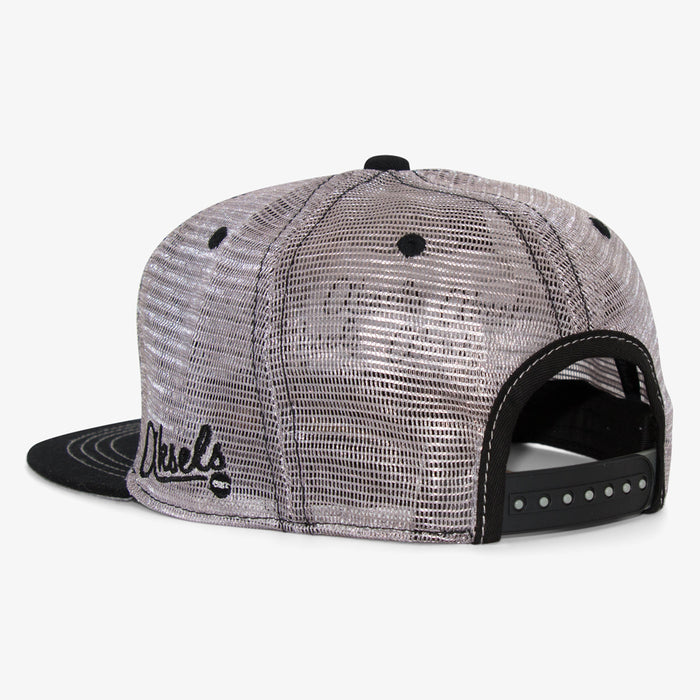 Aksels Colorado Big C Trucker Hat - Purple/Black