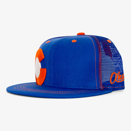 Aksels Colorado Big C Trucker Hat - Royal