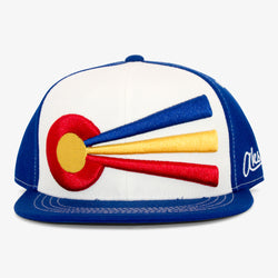 CO Rays Royal Hat
