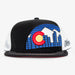 Aksels Colorado Skyline Trucker Hat
