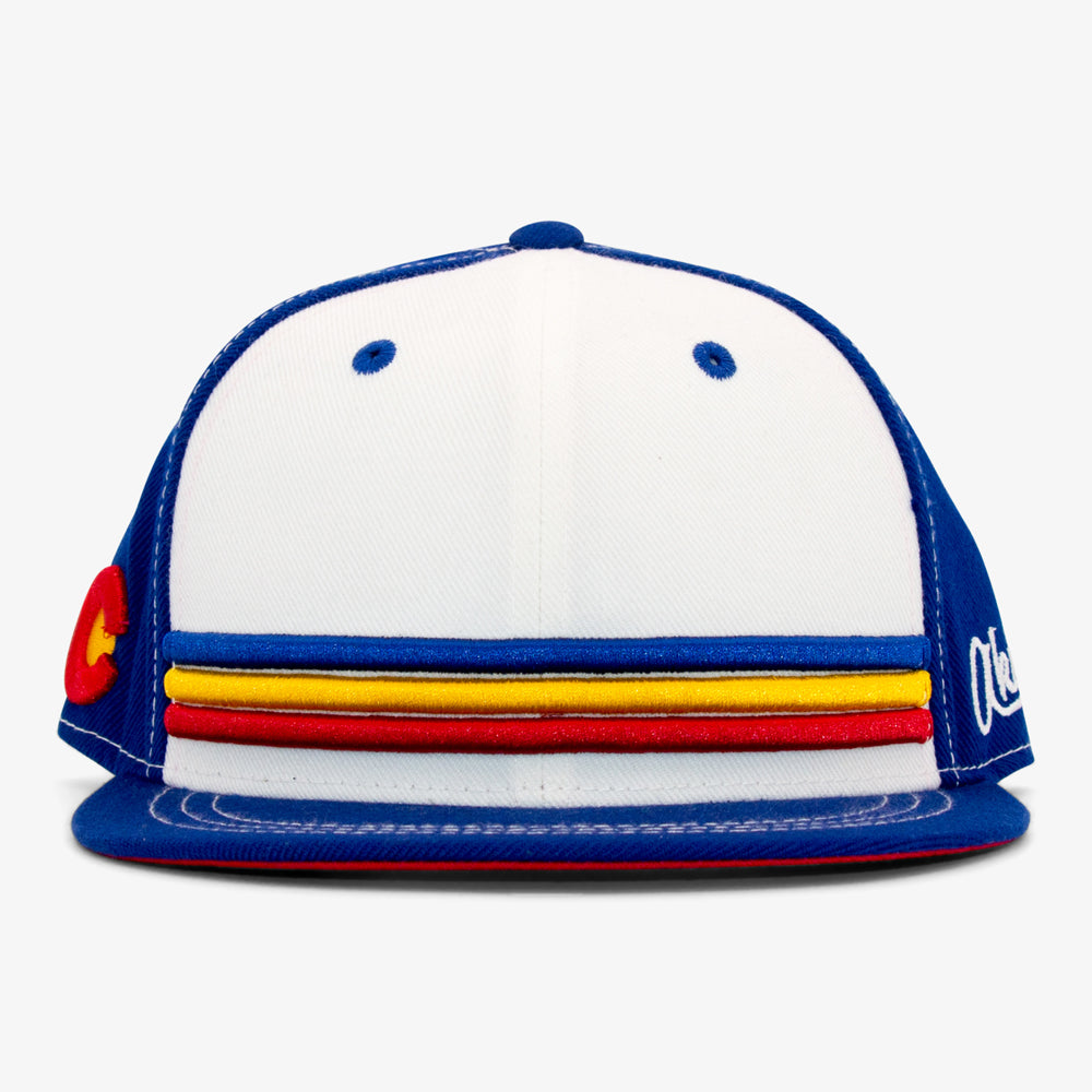 Colorado Stripes Snapback Hat