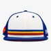 Aksels Colorado Stripes Snapback Hat