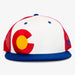 Aksels Colorado Big C Trucker Hat - Throwback