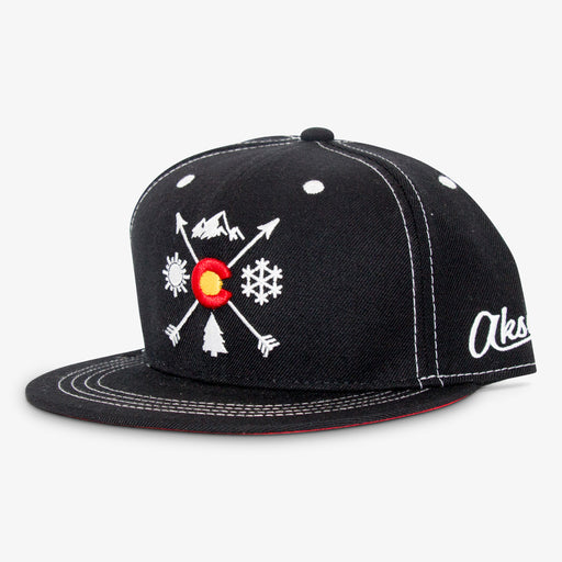 Aksels Colorado Arrows Snapback Hat