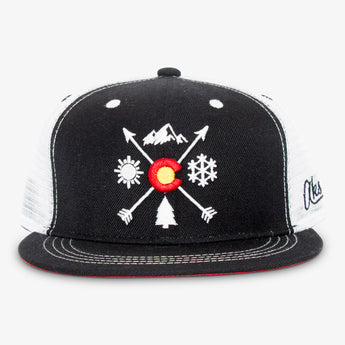Colorado Arrows Trucker Hat