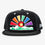 Colorado Pride Sunset Snapback Hat