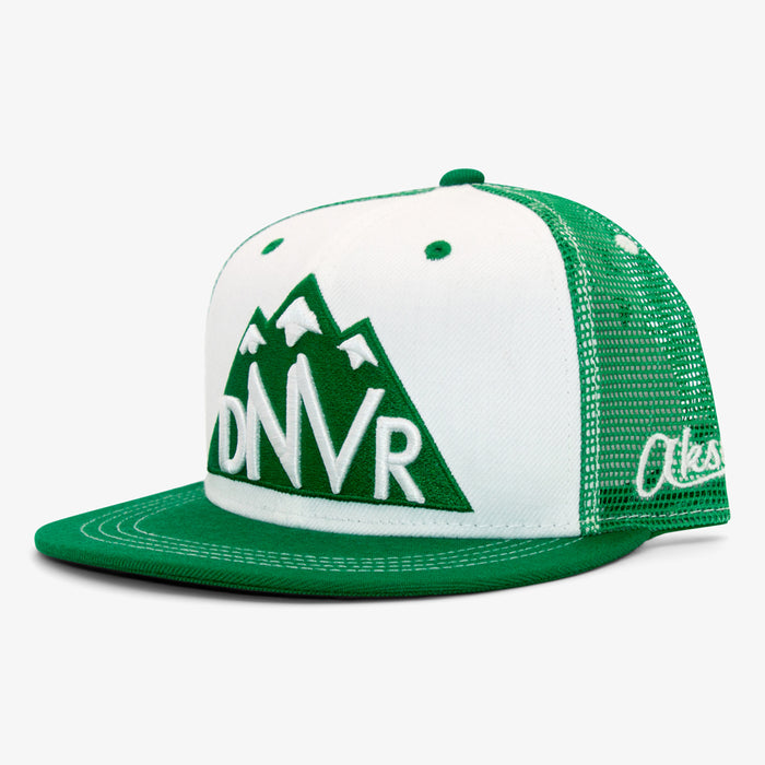 Aksels DNVR Trucker Hat - Green