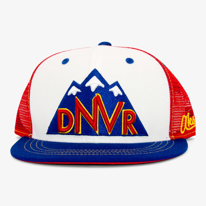 Aksels DNVR Trucker Hat - Red