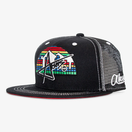 Aksels Aksels D-Town Special Trucker Hat