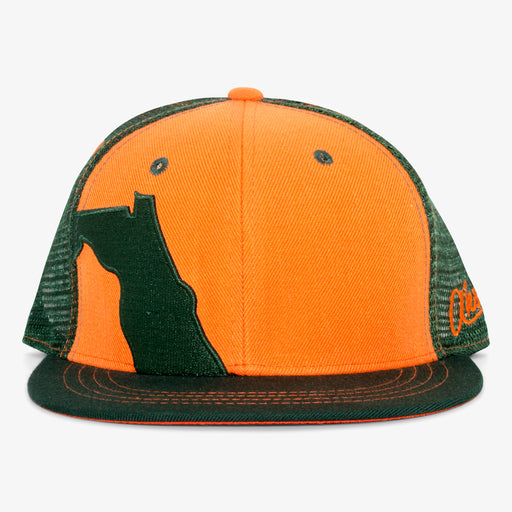 Aksels Florida Trucker Hat - Green