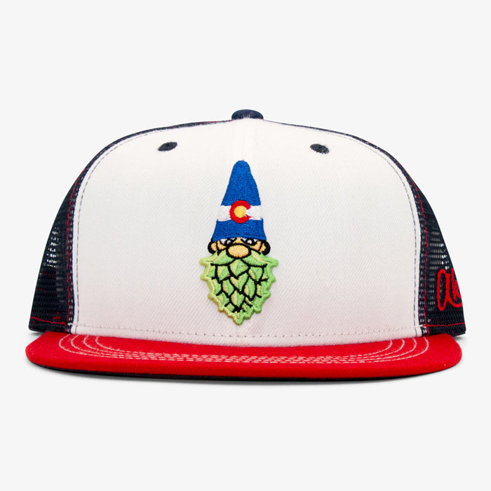 Aksels Gnome Hops Trucker Hat