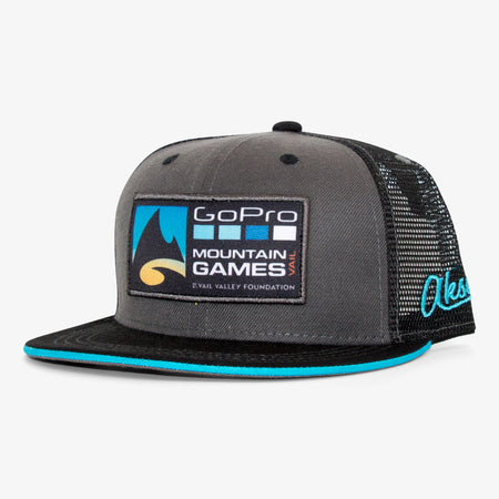 Aksels 2019 GoPro Games Trucker Hat