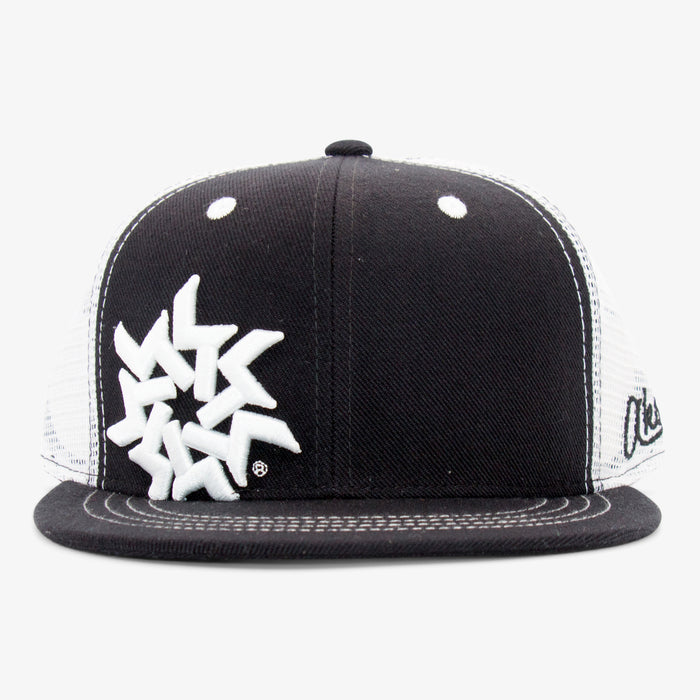 Aksels Keystone Resorts Trucker Hat - Black