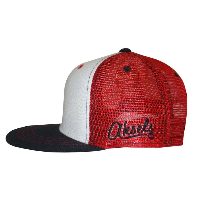 Aksels Keystone Resorts Trucker Hat - Red