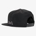 Aksels Mexican Flag Snapback Hat - All Black