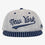 New York Pinstripes Snapback Hat
