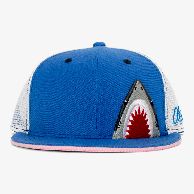 Aksels Shark Trucker Hat