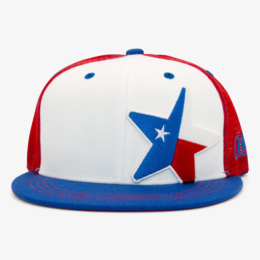Aksels Texas Star Trucker Hat