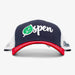 Aksels Aspen Leaf Curved Trucker Hat