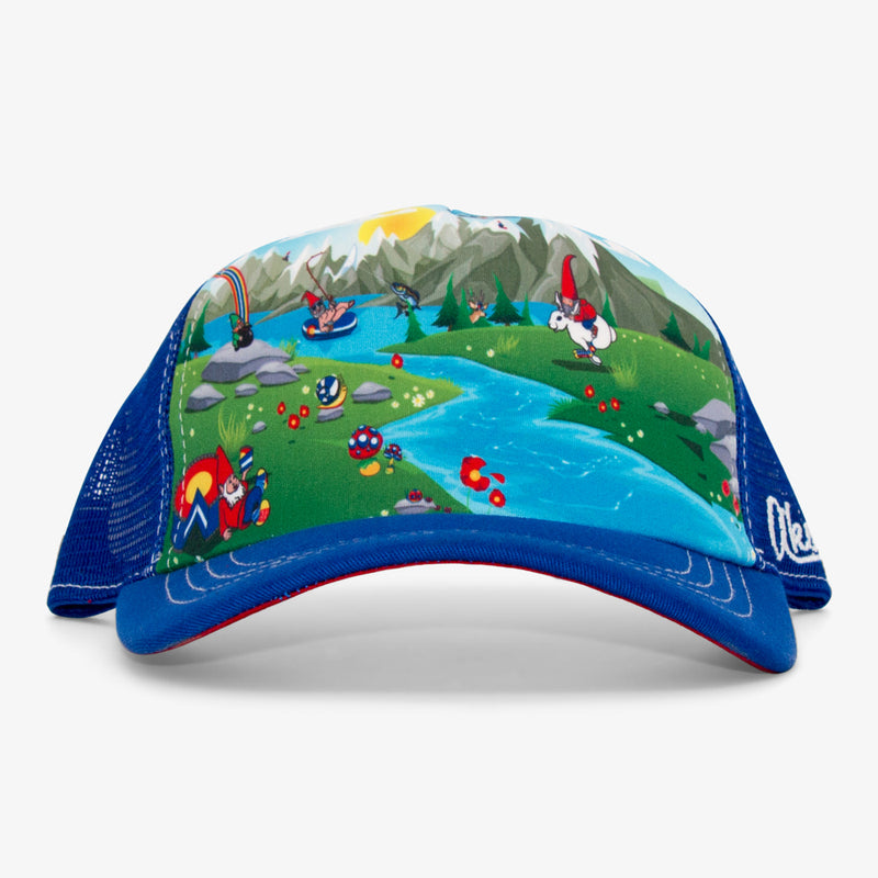 Aksels Colorado Gnome Foam Trucker Hat