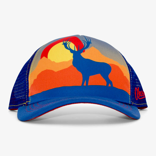 Aksels Colorado Elk Foam Trucker