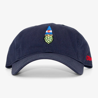 Gnome Hops Dad Hat