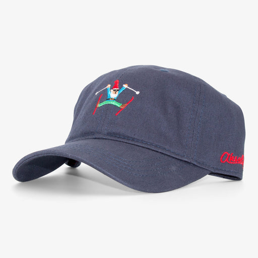 Aksels Gnome Skier Dad Hat