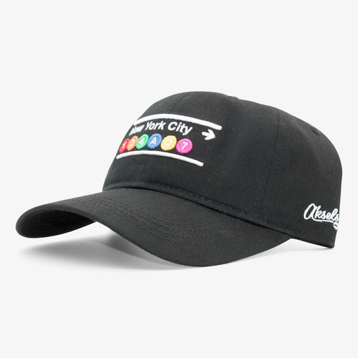 Aksels New York City Subway Dad Hat
