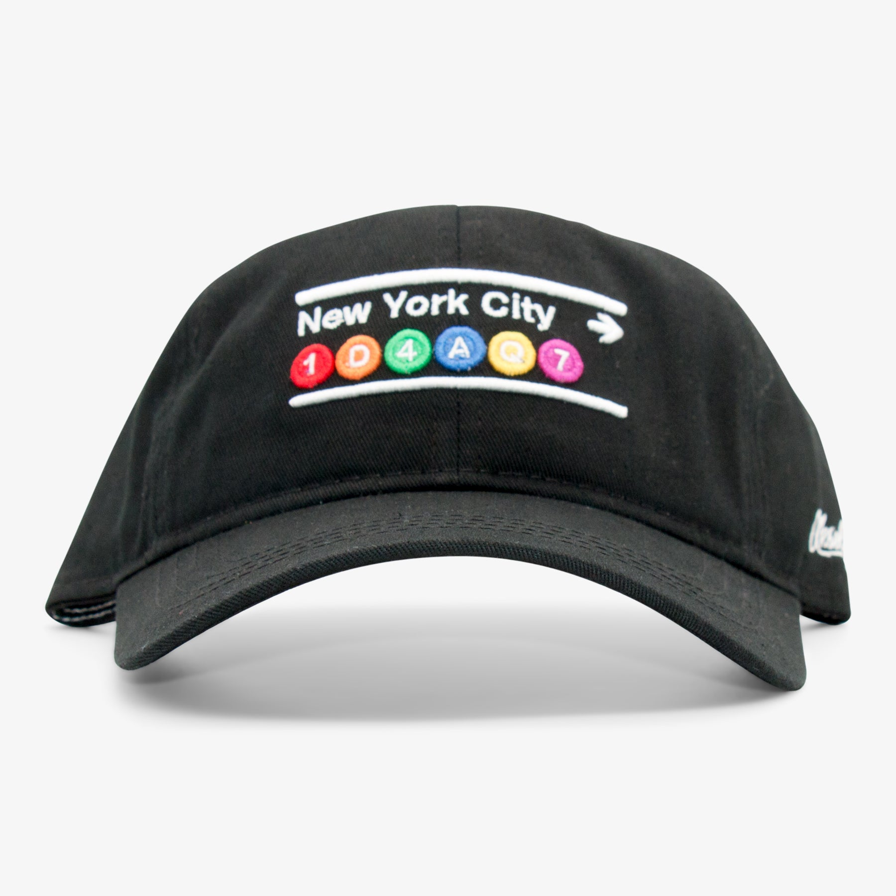 New York City Subway Dad Hat