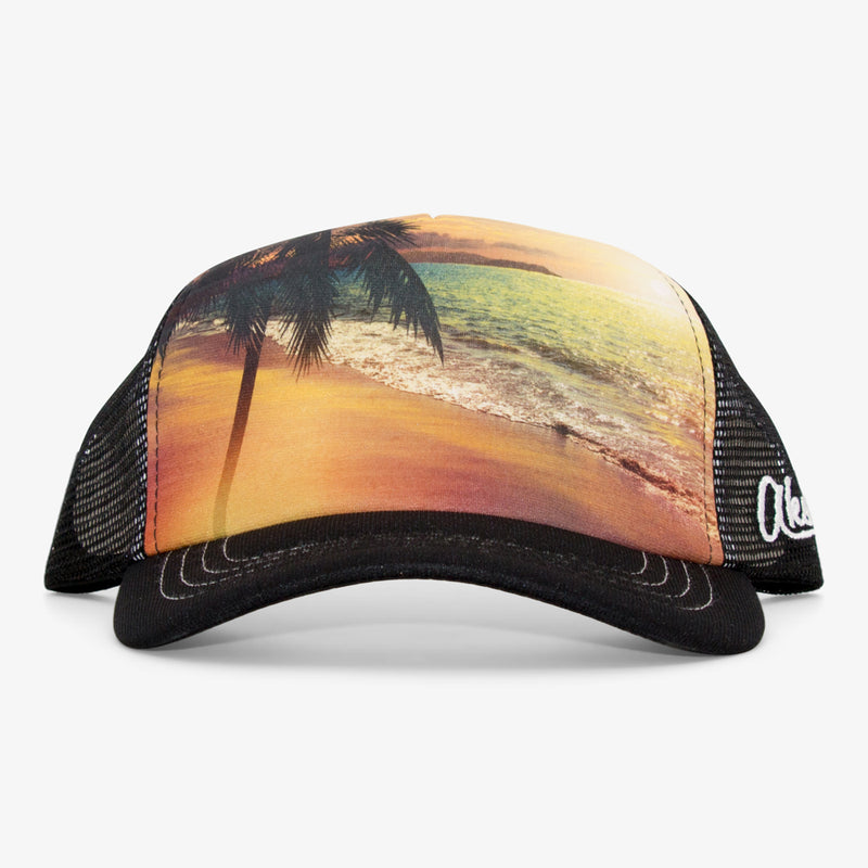 Aksels Surfer Foam Trucker Hat