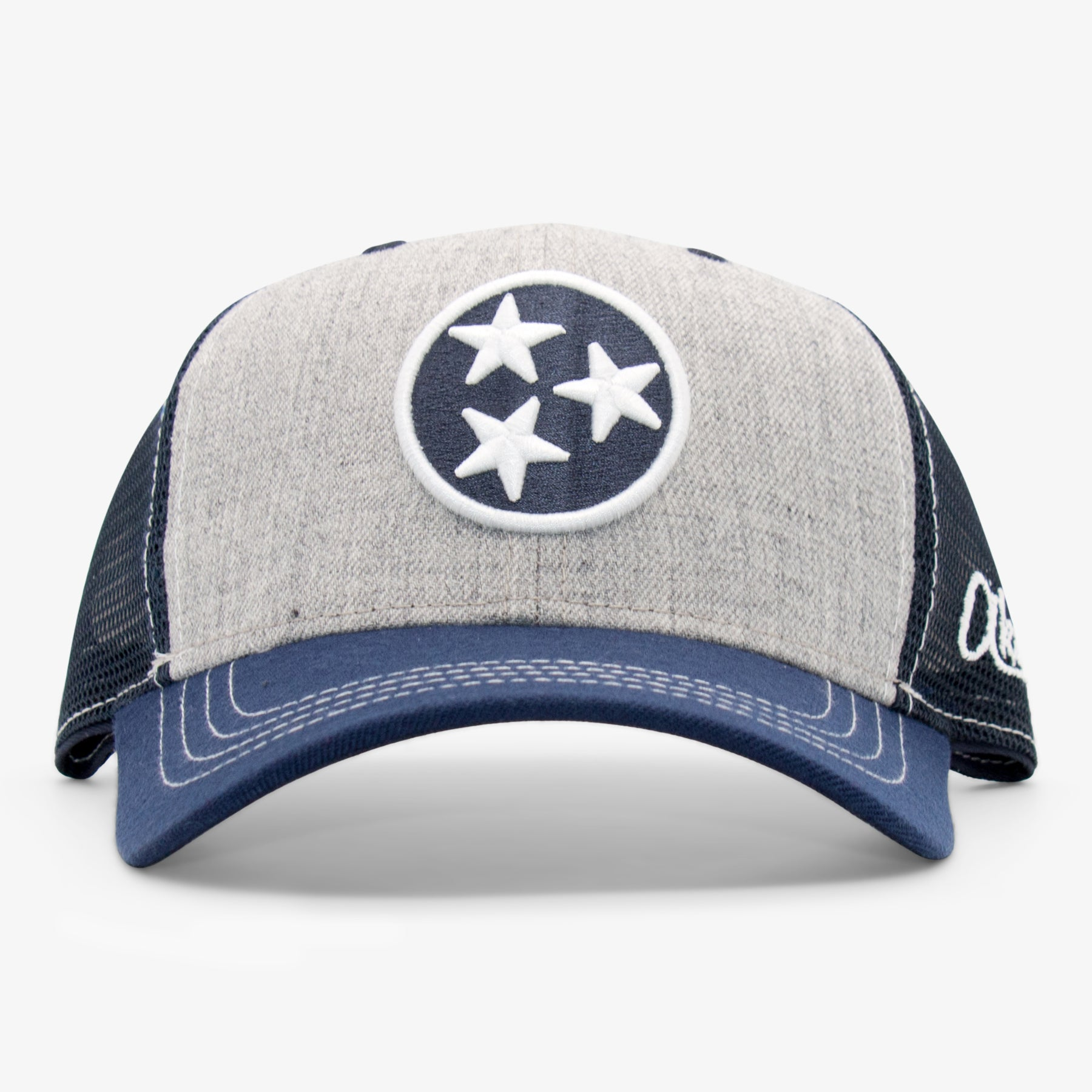 8e58f138e09c2 Tennessee Stars Unstructured Trucker Hat – Aksels